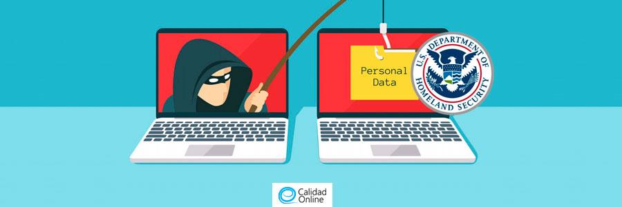 Campaña de phishing suplanta las alertas de correo electrónico del DHS