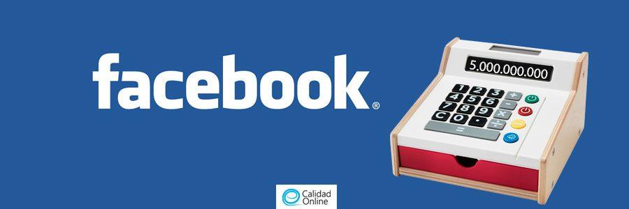 Facebook debe pagar 5.000 millones de dolares de multa
