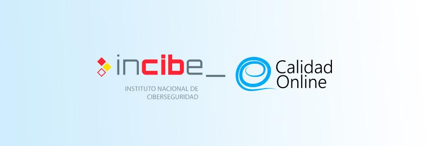 Calidad Online inscritos en INCIBE