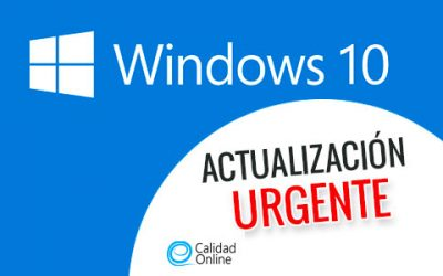 Actualiza Windows 10 urgentemente para parchear una fallo descubierto por la NSA